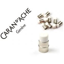 Recharge caran d'ache gomme porte-mine rechargeables...