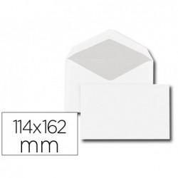 Enveloppe gpv élections c6 114x162mm 70g gommée blanche...