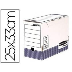Boîte archives fellowes bankers box carton recyclé...