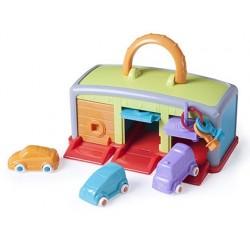 Malette de garage miniland minimobil avec poignée...