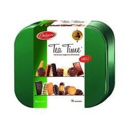 Biscuits teatime delacre boîte de 1kg