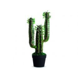 Plante artificielle paperflow cactus hauteur 600mm