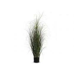 Plante artificielle paperflow fagot d'herbe hauteur 130cm