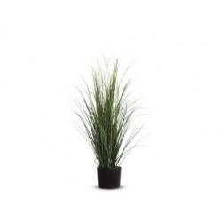 Plante artificielle paperflow fagot d'herbe hauteur 80cm