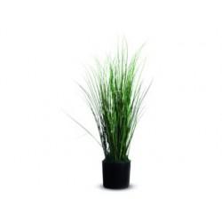 Plante artificielle paperflow fagot d'herbe hauteur 55cm