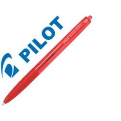 Stylo-bille pilot super grip g rétractable pointe large...