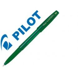 Stylo-bille pilot super grip g cap pointe moyenne coloris...