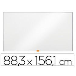 Tableau blanc nobo widescreen 70/' émaillé + 1 marqueur...