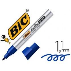 Marqueur bic permanent marking pro pointe ogive tracé...