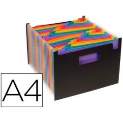 Trieur viquel seatcase rainbow class à soufflets pp...