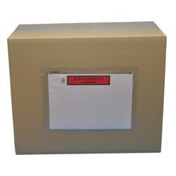 Pochette adhésive pac list porte-documents classique...