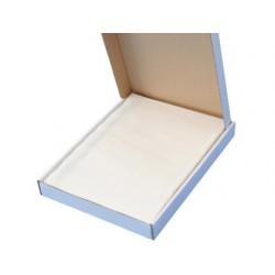 Pochette adhésive pac list porte-documents bi-matière...