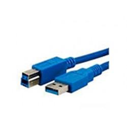 Câble usb a-b 3.0 relie pc à imprimante scanner disque...