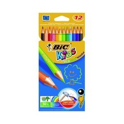 Crayon couleur Bic Evolution Kids (x12)
