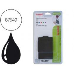 Recharge tampon trodat 5208/5480 blister 3 unités