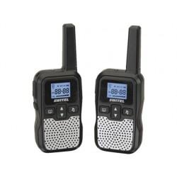 Talkie walkie duo switel wte 2320 5km de portée 8 canaux...
