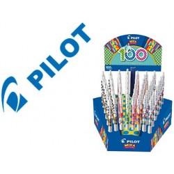 Présentoir de 48 stylos pilot pen mika g-2 édition limitée