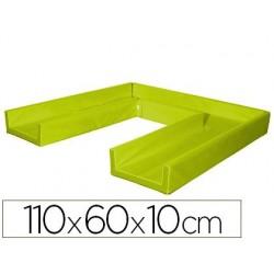 Matelas sumo didactic pliable 110x60x10cm pistache