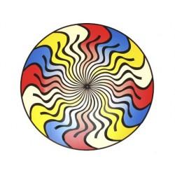 Roue optique gé•ante henbea plastique flexible effets...