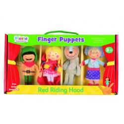 Marionnette fiesta crafts en tissu pour main et doigts...