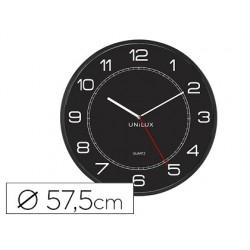 Horloge unilux mega idéale grands espaces pile 15v aa...