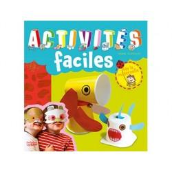 Livre d'activités éditions lito faciles dès la maternelle...