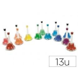 Jeu chromatique éditions fuzeau 13 cloches accordées de...
