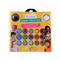 Maquillage a l'eau oz international grim'tout super party...
