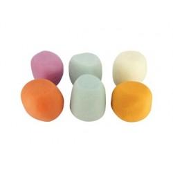 Pâte à modeler pébéo set decouverte xxl coloris vifs 6...
