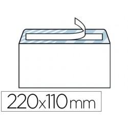 Enveloppe blanche la couronne dl 110x220mm 90g compatible...