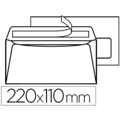 Enveloppe blanche la couronne dl 110x220mm 80g fenêtre...