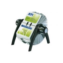 Fichier durable visifix plastique cartes visite rotatif...