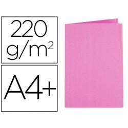 Chemise exacompta rock's 240x320mm 210g coloris rose pack...