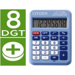 Calculatrice citizen poche lc-110nrbl business line 8...