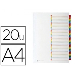 Intercalaire avery mylar 31 positions a4 210x297mm...