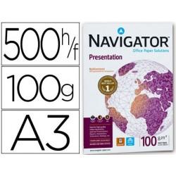 Papier navigator multifonction présentation a3 100g/m2...