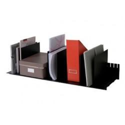 Trieur paperflow 10 séparateurs amovibles 210x275x1010mm...