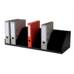 Trieur paperflow case fixe polystyrène 9 cases fixes...