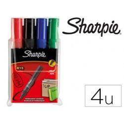 Marqueur sharpie permanent m15 pointe ogive couleurs...