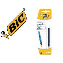 Recharge stylo-bille bic d'apprentissage twist big...