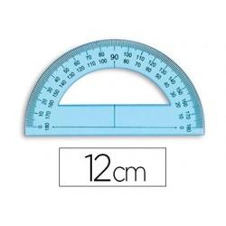 Rapporteur jpc 180 degrés base 12cm incassable économique