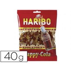 Mini sachet haribo happy cola 40g