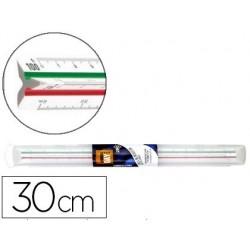 Échelle réduction jpc synthétique triangulaire 300mm...