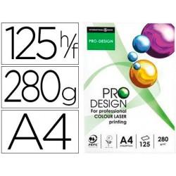 Papier prodesign multifonction s a4 280g/m2 unicolore...