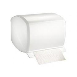 Distributeur papier toilette coldis mural plastique...