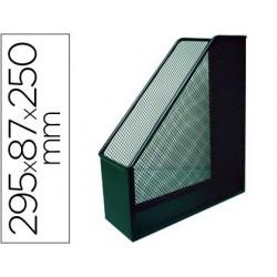 Porte-revues q-connect métal mesh maille métallique...
