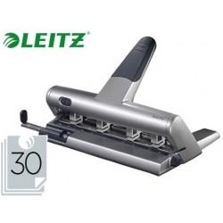 Perforateur leitz hd akto 5114 capacité perforation 30f 4...