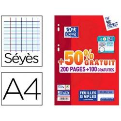 Feuillet mobiles 200a4 seyes +100 gratuites