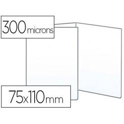 Étui protection elba pvc 20/100e 75x110mm spécifique...